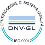 DNV GL - Certificazione ISO 9001 Geosolution